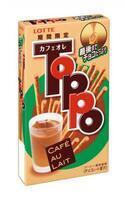 マイルドなカフェオレをイメージした「トッポ カフェオレ」限定発売