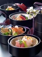 大阪府・リーガロイヤルホテル最上階に「日本料理 なかのしま」オープン