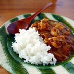 究極の時短カレーレシピ - ルーとごはんを炊飯器で一度に調理する方法