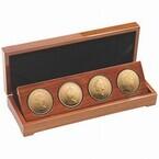 60年におよぶ、女王エリザベス2世のコインを振り返る4種のコレクション