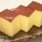 チーズ入りふわふわカステラ、炊飯器で簡単にできる!