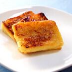 表面カリカリのフレンチトーストがクイニーアマン風で激ウマ!