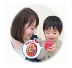 アンパンマンと一緒に生活習慣を遊んで学べる「おしゃべりたまご」発売