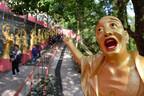 きちんとしたお寺なのに…ごめんなさい、爆笑です - 香港珍名所「萬佛寺」