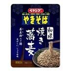 「ペヤング 和風焼き蕎麦」発売 - 蕎麦粉入り麺に醤油ベースの和風つゆ!