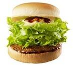 """ロッテリア、""""お値段そのまま""""で野菜・パティが2倍に増量のキャンペーン"""