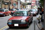シートベルトをしないと6万円の罰金! - 香港タクシーの常識