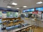 山梨県都留市、富士山に一番近いPAに「富士山食堂」登場