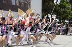 香川県高松市で、よさこいや阿波踊りなどの「四国の祭り」開催。駅弁祭りも