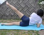 スラリと伸びる脚へ! 太ももの外側を鍛える筋トレ - 間違った筋トレを正す