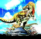 大阪府・京セラドームで「世界大恐竜展」。大阪初公開のティラノサウルスも