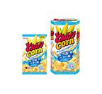 宮古島の雪塩を使った「ハウスとんがりコーン 雪塩バター味」発売