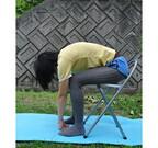 椅子があればどこでもできる腰痛改善ストレッチ - 1日1分からの筋トレ