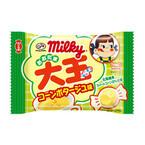 コーンポタージュ味の「ミルキー」登場! - 北海道産のスイートコーン使用