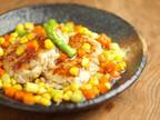 鶏むね肉の激ウマ料理 (21) 鶏むね肉でジューシーなハンバーグをつくる!!
