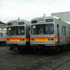 富山県の富山地方鉄道にステンレス車両も来た! 元東急電鉄8590系を4両導入