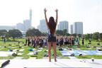 神奈川県で、総勢74名の講師がレッスンを行う「ヨガフェスタ横浜」開催