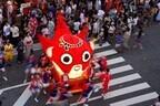 山口県で、金魚のねぶたが練り歩く「柳井金魚ちょうちん祭り」開催