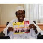 『笑っていいとも!』で有名なサンコンさん、アフリカへの熱い想いとは!?(後編)