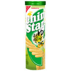 ゆず胡椒味の「チップスター」発売。高知県馬路村産のゆずを使用