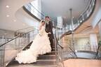 東京都・目黒区役所で結婚式! らせん階段に屋上庭園…会場を見に行ってきた