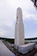 【突撃!COBS】巨大! 日本オーチスエレベータの試験塔を見学してきた!