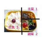 【コブスくんのモテ男道!】糖尿病専門医が教える。1食600キロカロリー・弁当箱ダイエット