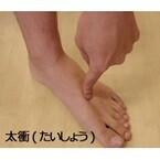 【コブスくんのモテ男道!】鍼灸(しんきゅう)師が教える。こむら返りに効くツボ・ベスト4