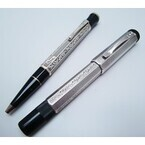 【エンタメCOBS】趣味の高級文房具の世界 鉛筆1本130万円!?