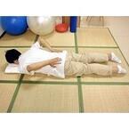 【コブスくんのモテ男道!】鍼灸(しんきゅう)師が教える。起床時の腰痛を和らげるツボ&ストレッチ