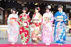 乃木坂46、生田絵梨花ら5人が成人式「感慨深い思いでいっぱい!」