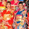 AKB48グループ32人が晴れ着姿 松井珠理奈「本気で1位を目指していく!」