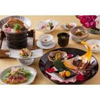 ホテル椿山荘東京で、体の中から温まる「冬の薬膳ランチコース」が味わえる