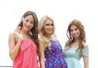 新しい女子ハワイ体験ができるイベント「Hawaiian May!Collection2013」に人気モデルが集結!