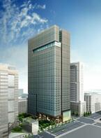 東京・大手町に、オフィス・商業ゾーンを併設した超高層ビル「大手町タワー」登場