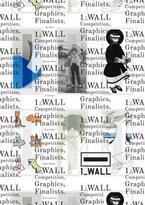 第9回グラフィック「1_WALL」展、9月2日(月)~開催