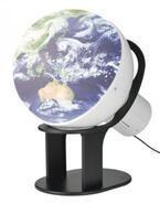 世界初! 映像で見る家庭用情報球儀「WORLDEYE(ワールドアイ)」発売