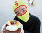 マスク姿でカレーが1時間食べ放題「祭りだ! カレーだ! いただきマスク!!」開催