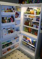 冷蔵庫に潜むバイ菌に注意!「冷蔵庫をキッチン用漂白剤で拭く」