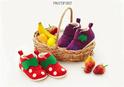 ママ注目! イチゴとブドウのファーストシューズ「FRUITSFIRST(フルーツファースト)」発売 アシックス