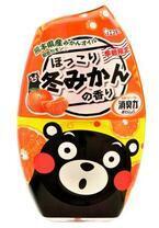 『くまモン』の『消臭力』登場 熊本県産のみかんオイルを配合