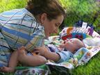 妊娠中の運動で赤ちゃんの脳も活性化!―研究結果