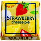 スイーツのような味わいの「チロルチョコ〈ストロベリーチーズパイ〉」新発売