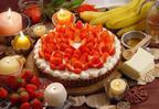 キル フェ ボン 4月20日は「キャンドルナイトの日」。今月のキャンドルナイトケーキはイチゴバージョン