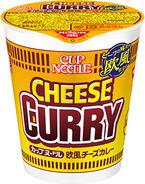 """""""よりリッチな味わい""""に! 日清カップヌードルの「欧風チーズカレー」が4月28日より、リニューアル販売"""