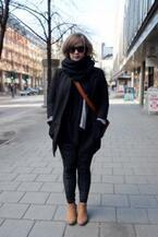 北欧ファッショントレンド2014―H&Mや古着が人気!ノルウェーのストリートファッションSNAP