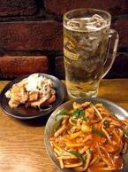 五反田西口のオアシス!熱々の中華惣菜が楽しめる人気の立ち飲み居酒屋「呑ん気」―「ローストポーク」240円はオトク!