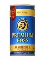 サントリーがBOSS史上、最高峰のコクを実現した「プレミアムボス」9月2日に発売