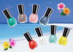 セブンイレブン限定!化粧品ブランド「ParaDo(パラドゥ)」、夏の限定ネイルカラーを新発売
