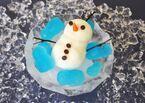 「アナ雪デザート」がお家で簡単にできるヨ! 『アナと雪の氷』の作り方
